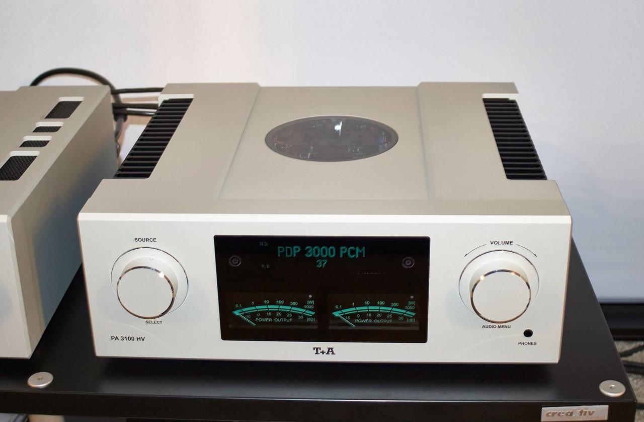 Т+А High Voltage и Solitaire SE