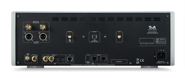 Сетевой медиапроигрыватель T+A MP 2500 R