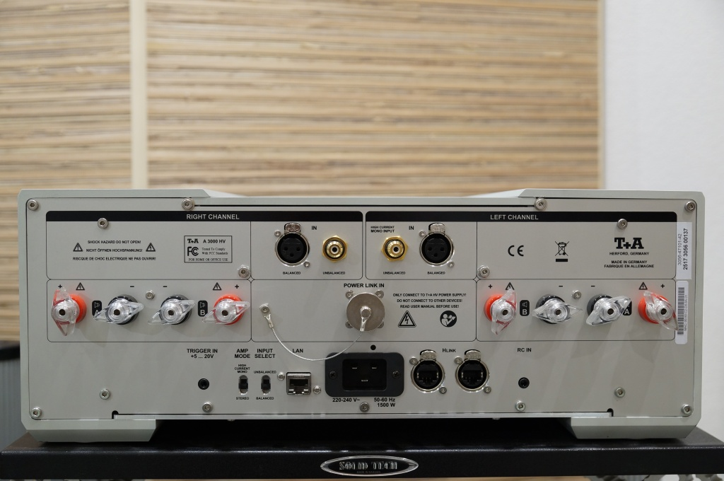 High Voltage от T+A elektroakustik