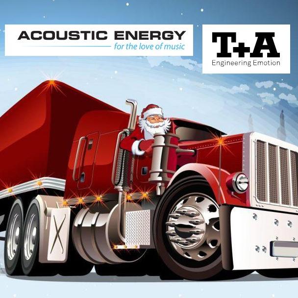 Acoustic Energy  и T+A elektroakustik