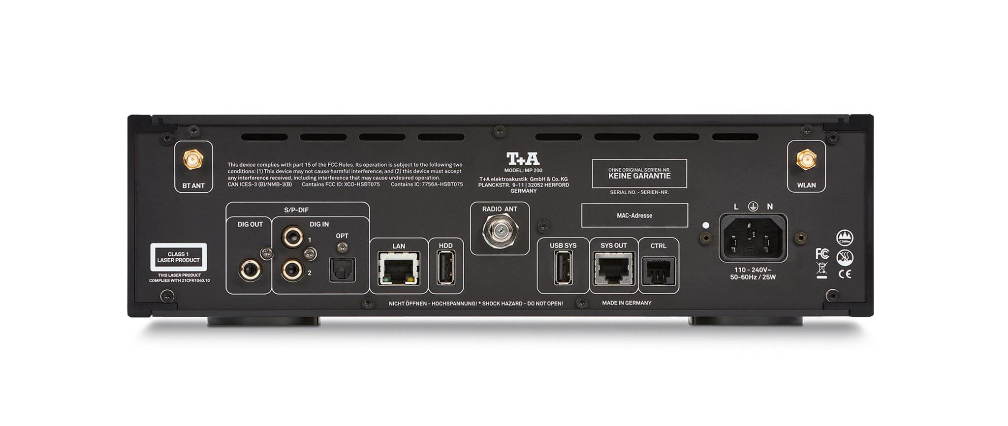 T+A MP 200